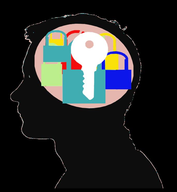 brain lock*